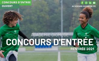 Académie Diomède – Résultats des tests fin juin